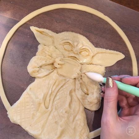 Yoda Raspberry Pie