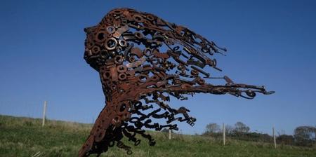 Blown Away Sculptures