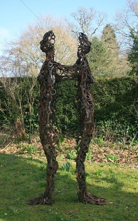 Cast Bronze Sculptures