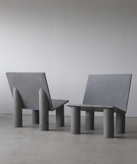 Concrete Chairs