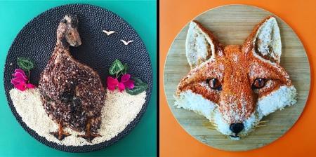 Food Art by De Meal Prepper