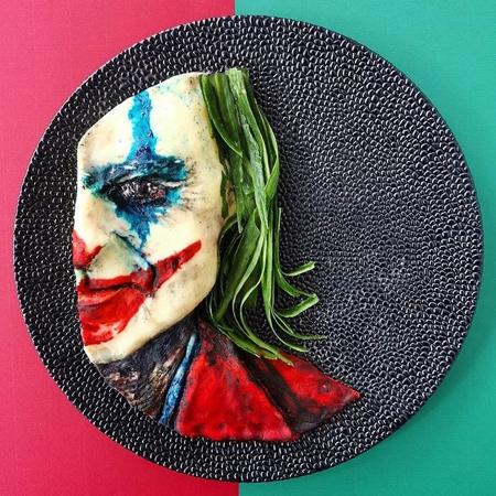 Jocker Food Art