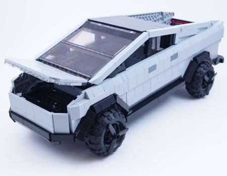 Tesla LEGO