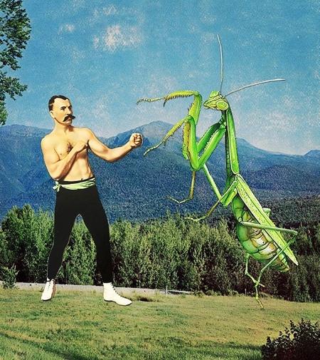 Eugenia Loli Man vs Nature