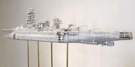 Newspaper Battleships