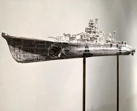 Atsushi Adachi Newspaper Battleships