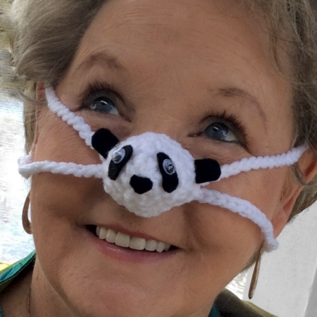 Aunt Marty Nose Warmer
