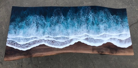 Ocean Edge Coffee Table