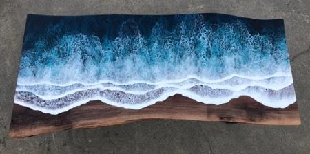 Ocean Edge Coffee Table