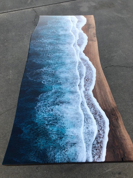 Ocean Edge Table
