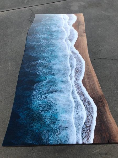Ocean Edge Table
