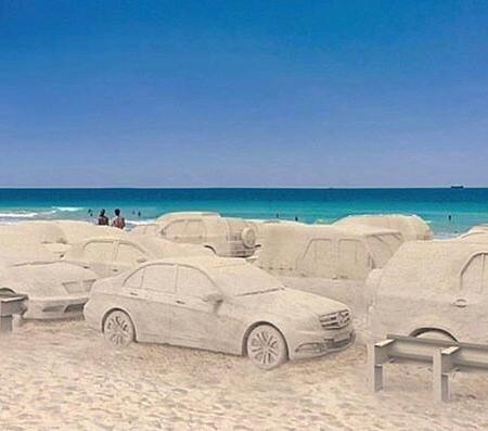Sand Car