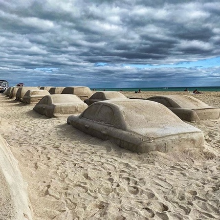 Florida Sand Cars
