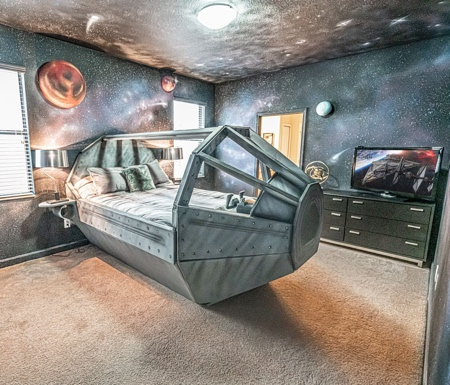 Star Wars Themed House