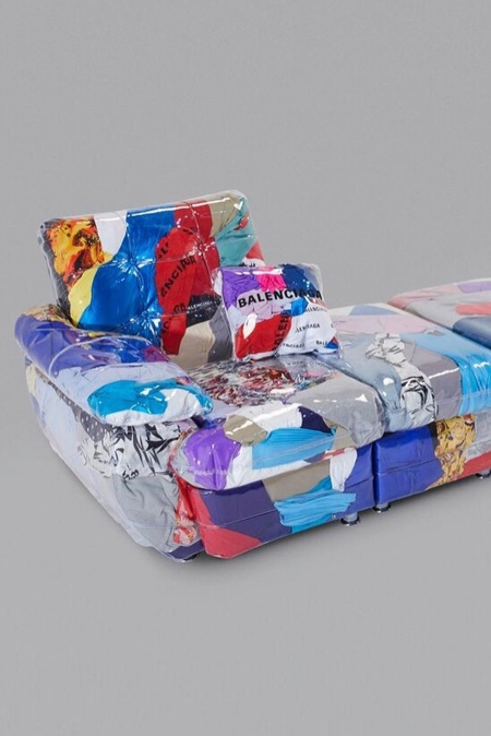 Clothing Couch