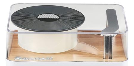 Record Player Tape Dispenser