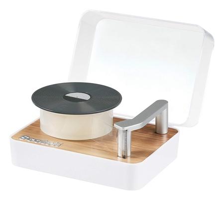 Scotch Tape Record Player