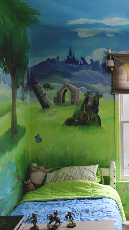 Legend of Zelda Room