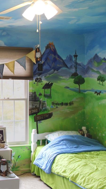Zelda Room