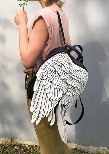 Krukrustudio Wings Backpacks