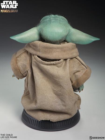 Star Wars Baby Yoda Figure