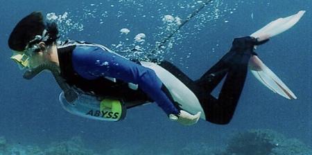 Endless Underwater Breathing Device