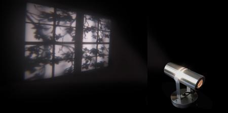 Fake Window Night Light