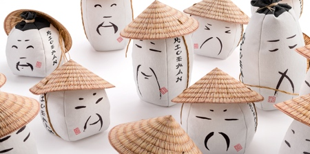 Farmer Rice Packaging
