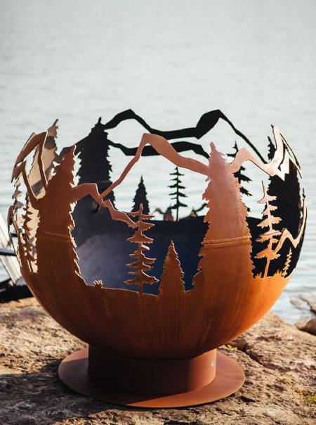 Forest Firepit