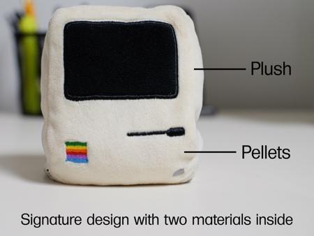 Macintosh Pocket Pillow