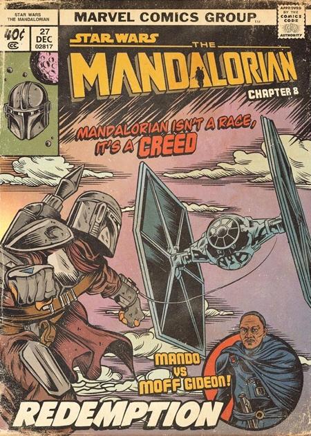 Mandalorian Comics