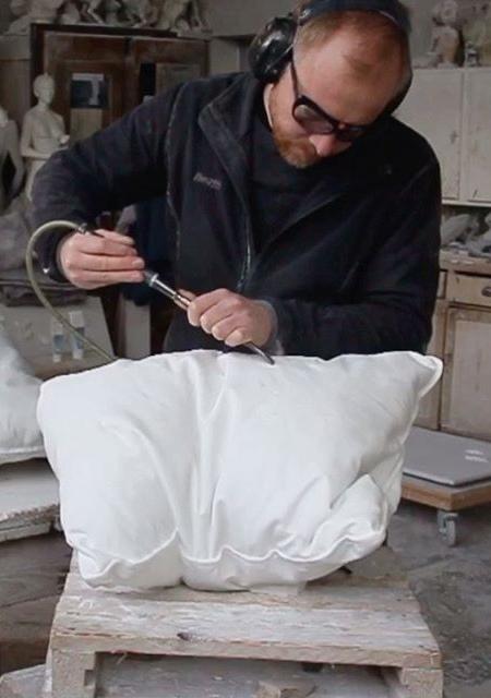 Hakon Anton Fageras Marble Pillows