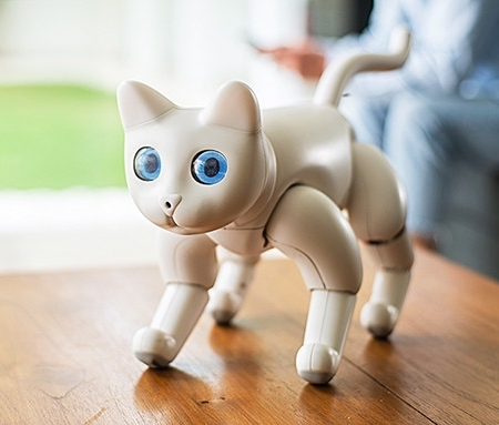 Bionic Robot Cat