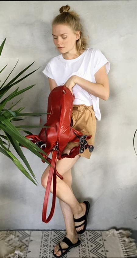 Octopus Handbag
