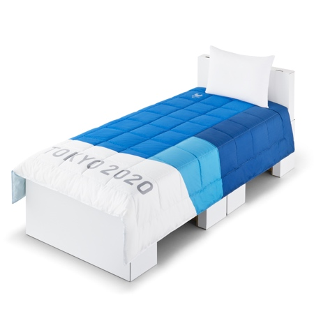 Tokyo 2020 Cardboard Beds