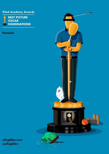 Parasite Best Picture Oscar Nominee