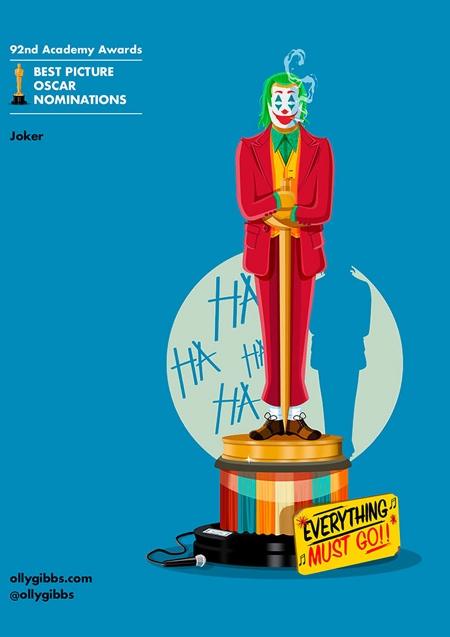 Joker Best Picture Oscar Nominee