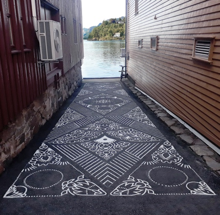 Arthur-Louis Ignore Carpet Street Art