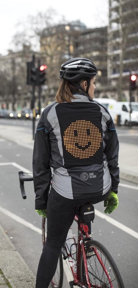 Emoji Cycling Jacket
