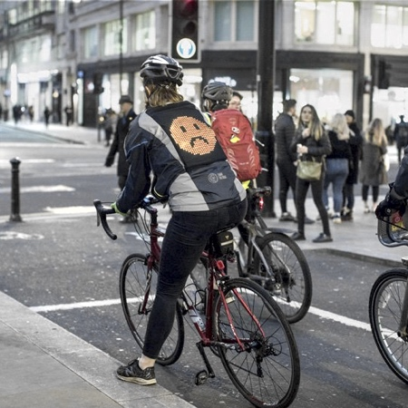 Emoji Cycle Jacket