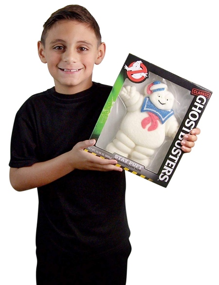 Edible Stay Puft Marshmallow Man