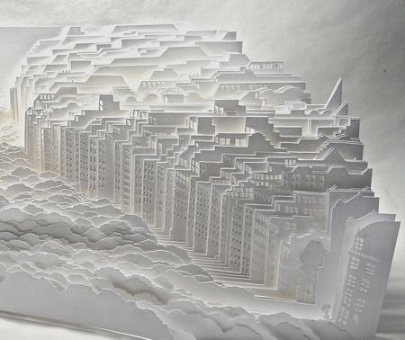 Ayumi Shibata Paper Cities