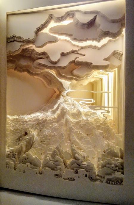 Paper Artist Ayumi Shibata