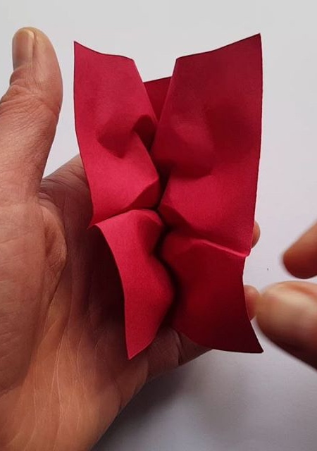 Paper Fold Faces