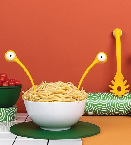 Pasta Monsters Pasta Servers