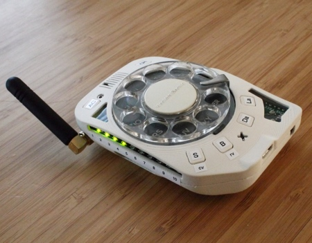 Rotary Cellphones