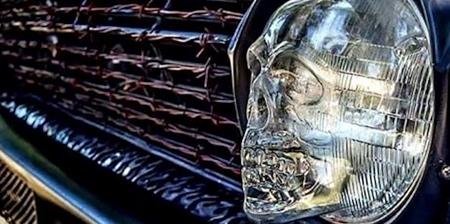 Skull Headlights