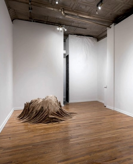 Serra Victoria Bothwell Fels Wooden Floor Waves