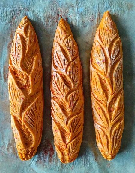 Beautiful Bread Loaf