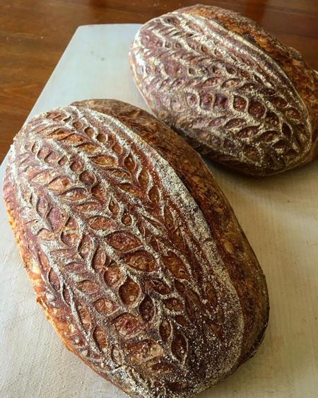 Pattern Bread